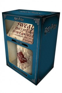 Harry Potter - Pack de Regalo Marauders Map