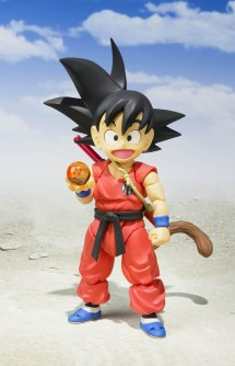 Dragon Ball - SH Figuarts Goku Kid