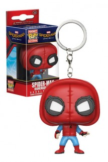 Pocket Pop! Keychain Marvel: Spiderman Homecoming - Homemade Suit