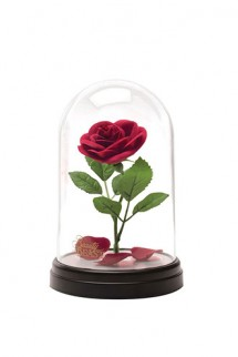 Disney - The Beauty and the Beast: Enchanted Rose Light