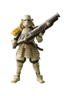 Meisho Movie: Star Wars - Bandai Sandtrooper Samurai (Teppo Ashigaru)