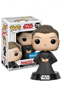 Pop! Star Wars: Episode 8 The last Jedi Princess Leia Exclusive