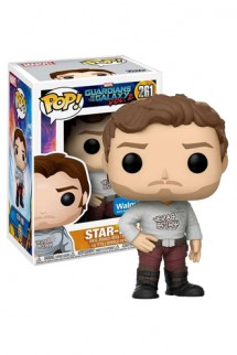 Pop! Marvel: Guardianes de la Galaxia Vol. 2 - Star-Lord Exclusivo