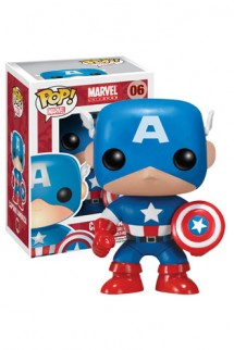 POP! Marvel: Capitán America