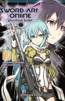 Sword Art Online Phantom Bullet nº 01/03