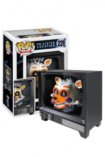 Pop! Games: Five Nights At Freddy's - Sister Location Lolbit Exclusivo