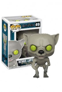 Pop! Movies: Harry Potter - Remus Lupin (Werewolf) Exclusivo