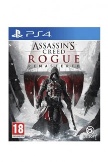 Assassins Creed Rogue HD Ps4