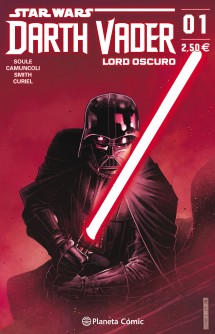 Star Wars Darth Vader Lord Oscuro nº 01