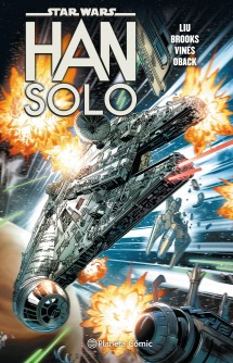 Star Wars Han Solo (tomo recopilatorio)