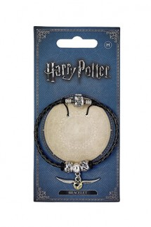 Harry Potter - Pulsera cuero Quidditch