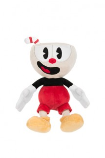 Plushes: Cuphead