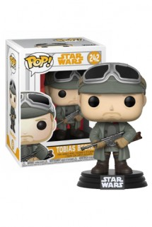 Pop! Star Wars: Solo - Tobias Beckett w/ Goggles