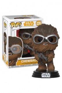 Pop! Star Wars: Solo - Chewbacca w/ Goggles