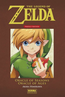 The Legend of Zelda Perfect Edition nº 04: Oracle of Seasons y Oracle of Ages