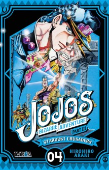 Jojo´s Bizarre Adventure parte 3: Crusaders 04