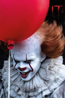 It - Póster Pennywise Globo