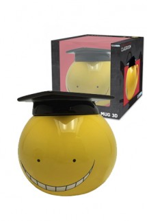"Assassination Classroom - Taza 3D ""Koro Sensei"""