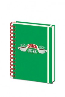 Friends - Libreta A5 Central Perk