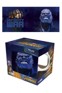 Marvel - Taza Thanos Infinity War
