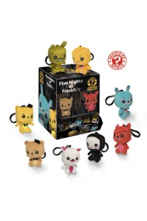 Mystery Mini Plush Keychain: Five Nights at Freddy's