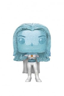 Pop! Marvel: X-Men - Emma Frost Clear Exclusivo