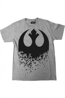 Star Wars - Episode VIII Camiseta Rebel Destroy