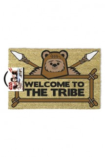 Star Wars - Felpudo Welcome To The Tribe Ewok