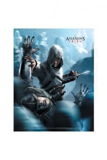 Assassin's Creed Wallscroll - Out of My Way