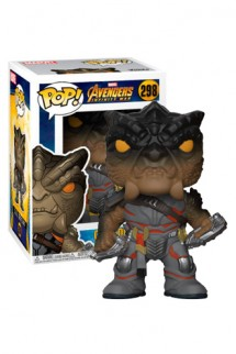 Pop! Marvel: Avengers: Infinity War - Cull Obsidian Exclusiva