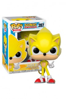 Pop! Games: Sonic - Super Sonic Exclusive