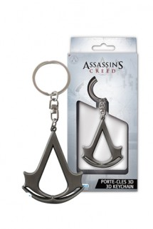 "Assassin's Creed - Keychain 3D ""Crest"""