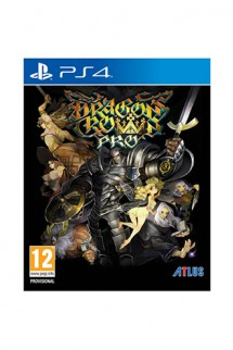 Dragon's Crown Pro Day One Ps4