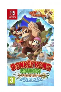Donkey Kong: Country Tropical Freeze Switch