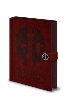 Marvel Comics - Libreta Premium A5 Deadpool