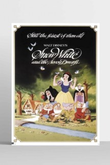 Poster Disney Snow White