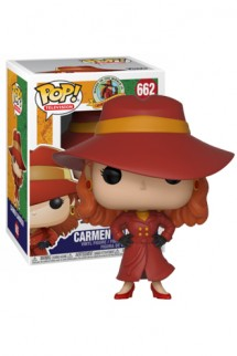 Pop! TV: Carmen Sandiego - Carmen Sandiego