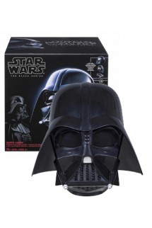 Star Wars - Casco Darth Vader electrónico