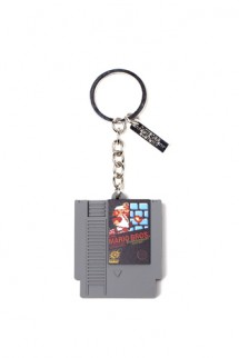 Nintendo - Cartridge 3D Rubber Keychain