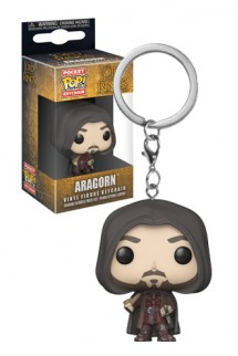Pop! Movie Keychain: The Lord of the Rings – Aragorn