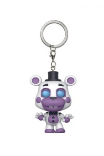 Pop! Keychain: FNAF Pizza Sim - Helpy
