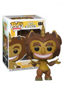 Pop! TV: Big Mouth - Hormone Monstress
