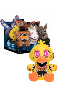 Funko Plush Asst: FNAF Twisted Ones - Chica