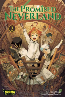 The Promised to Neverland 02