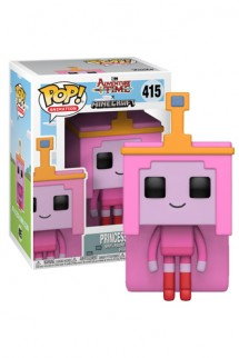 Pop! TV: Adventure Time Minecraft - Princess Bubblegume