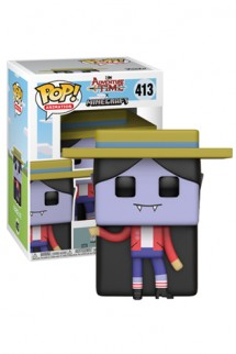Pop! TV: Adventure Time Minecraft - Marceline