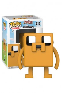 Pop! TV: Adventure Time Minecraft - Jake