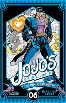 Jojo´s Bizarre Adventure parte 3: Crusaders 06