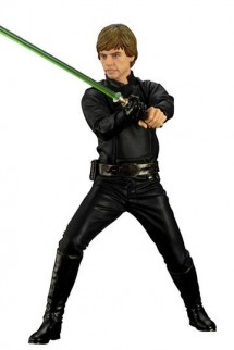 Star Wars - Estatua ARTFX+ 1/10 Luke Skywalker Return of the Jedi