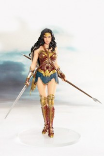 DC - Justice League Movie Estatua ARTFX+ Wonder Woman